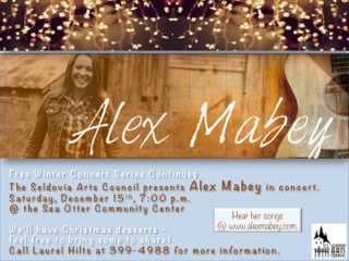 Alex Mabey Concert